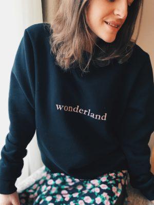 Bluza Oversize Wonderland